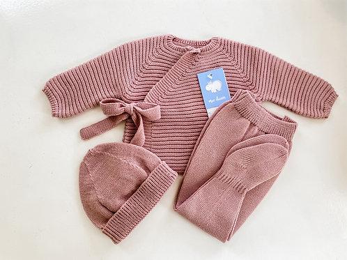 Mac Ilusion - Knitwear flower