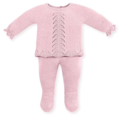Mac Ilusion - Knitted suit