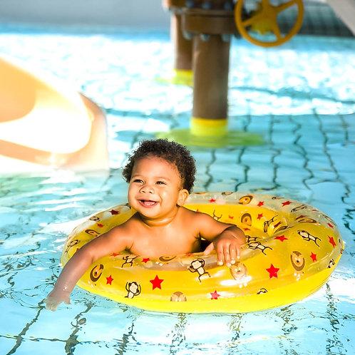 Swim Essentials - Band geel