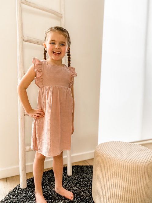 Babidu - Dress pink
