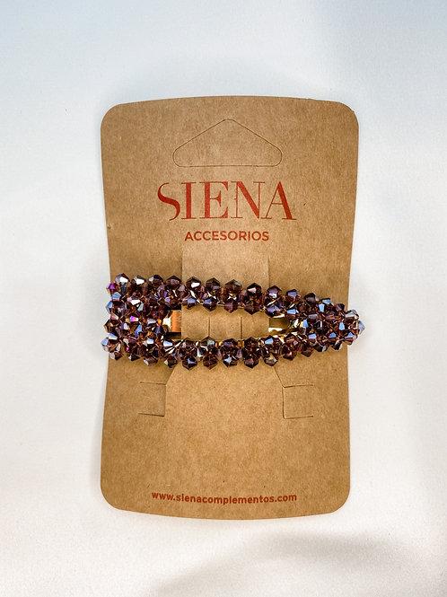 Siena - Diamond clip