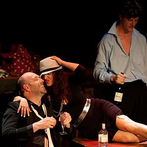 Een Bruiloft in het Theater (2012)