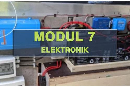 Modul 7 - Elektronik