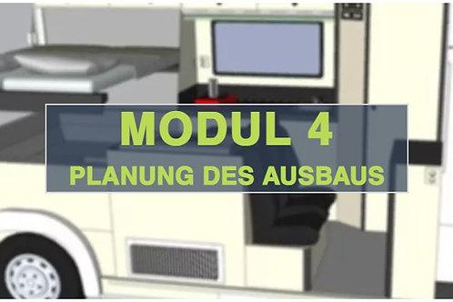 Modul 4 - Vorbereitung und Planung