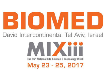 Alpha Tau selected for Startup Competition at Mixiii Biomed Israel 2017