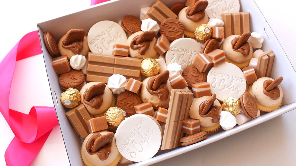 Biscoff Lovers Box - Large