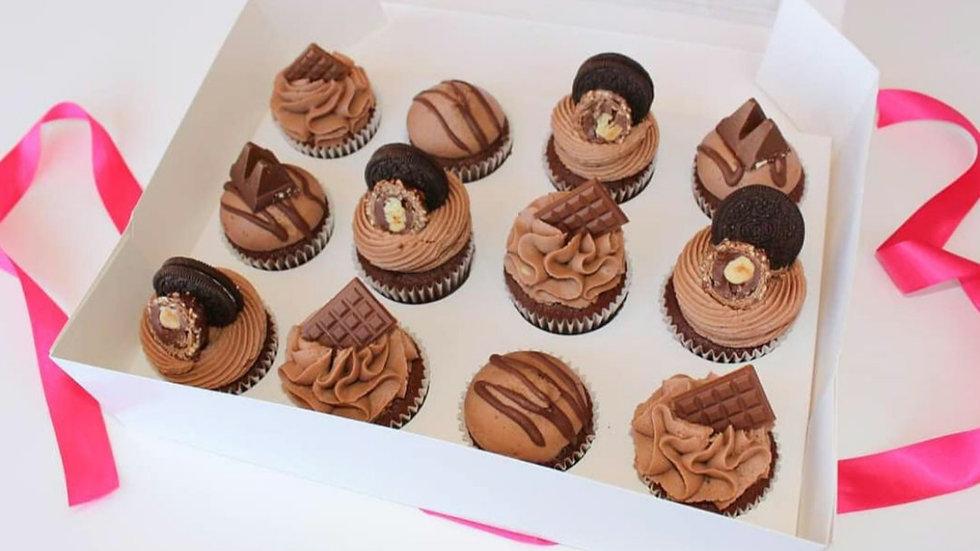 Chocolate Fiend - 12 Pack