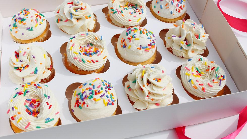 Birthday Cake -12 Pack