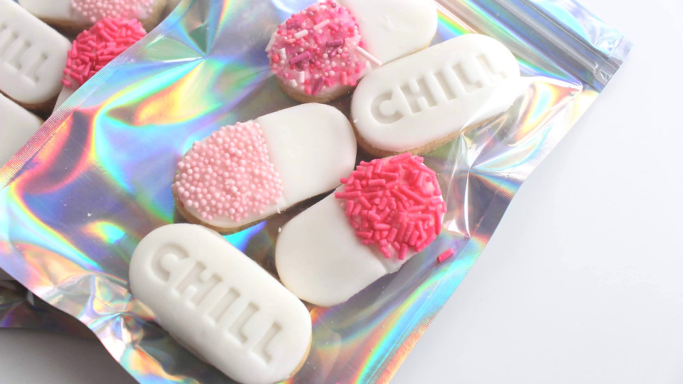 Chill Pill Cookies