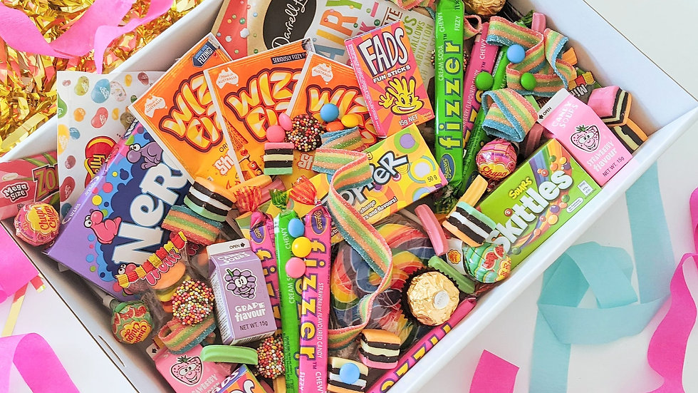 Candyland Lolly Box