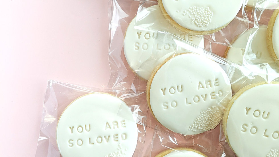'You Are So Loved' Cookie Pack