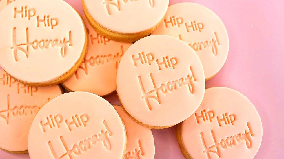 Hip Hip Hooray! Cookie Pack