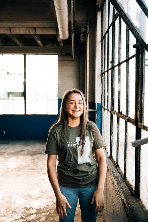 NLMC Green T-Shirt