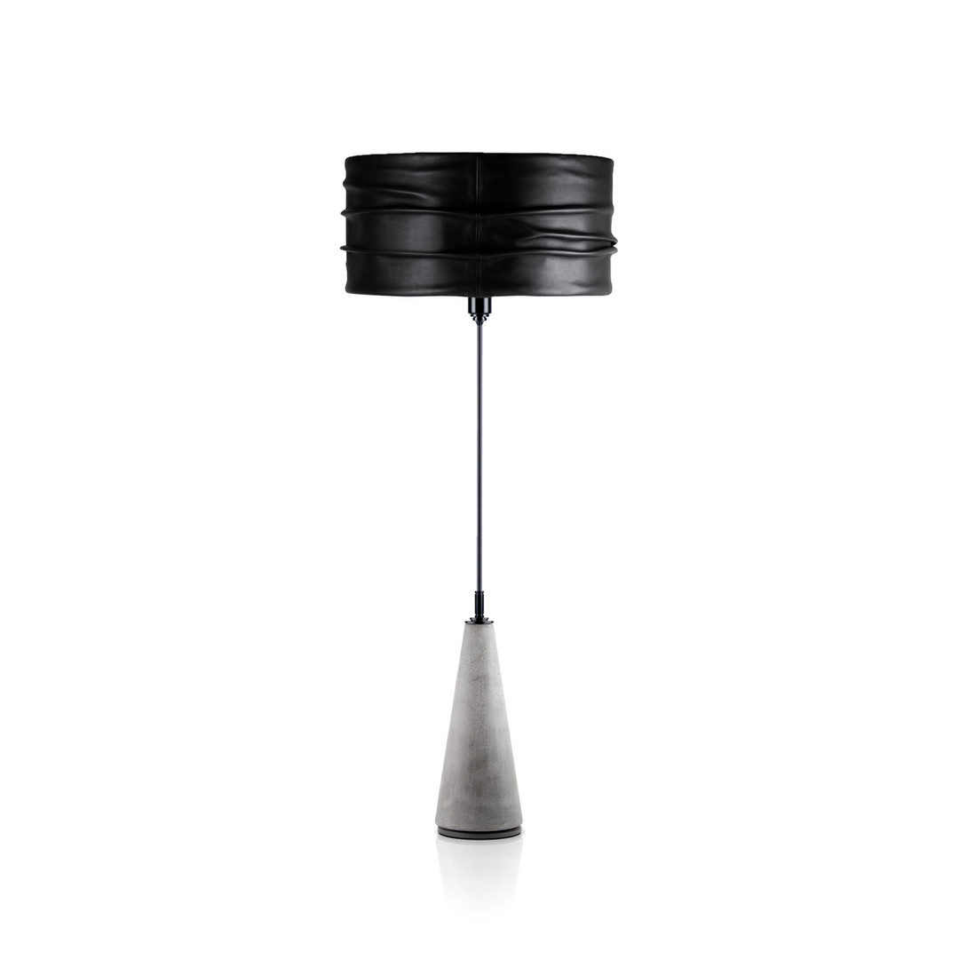 TITANO BLACK Floor Lamp