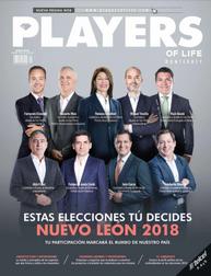 PLAYERS of Life Monterrey, Mayo 2018