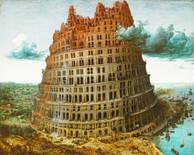 La (Pequeña) Torre de Babel, Pieter Brueghel El Viejo (1563)