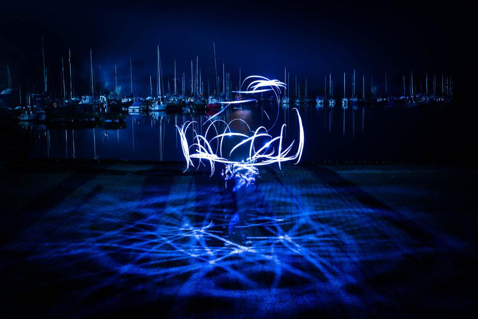 'Dancing In The Light' by John Davidson (9 marks)