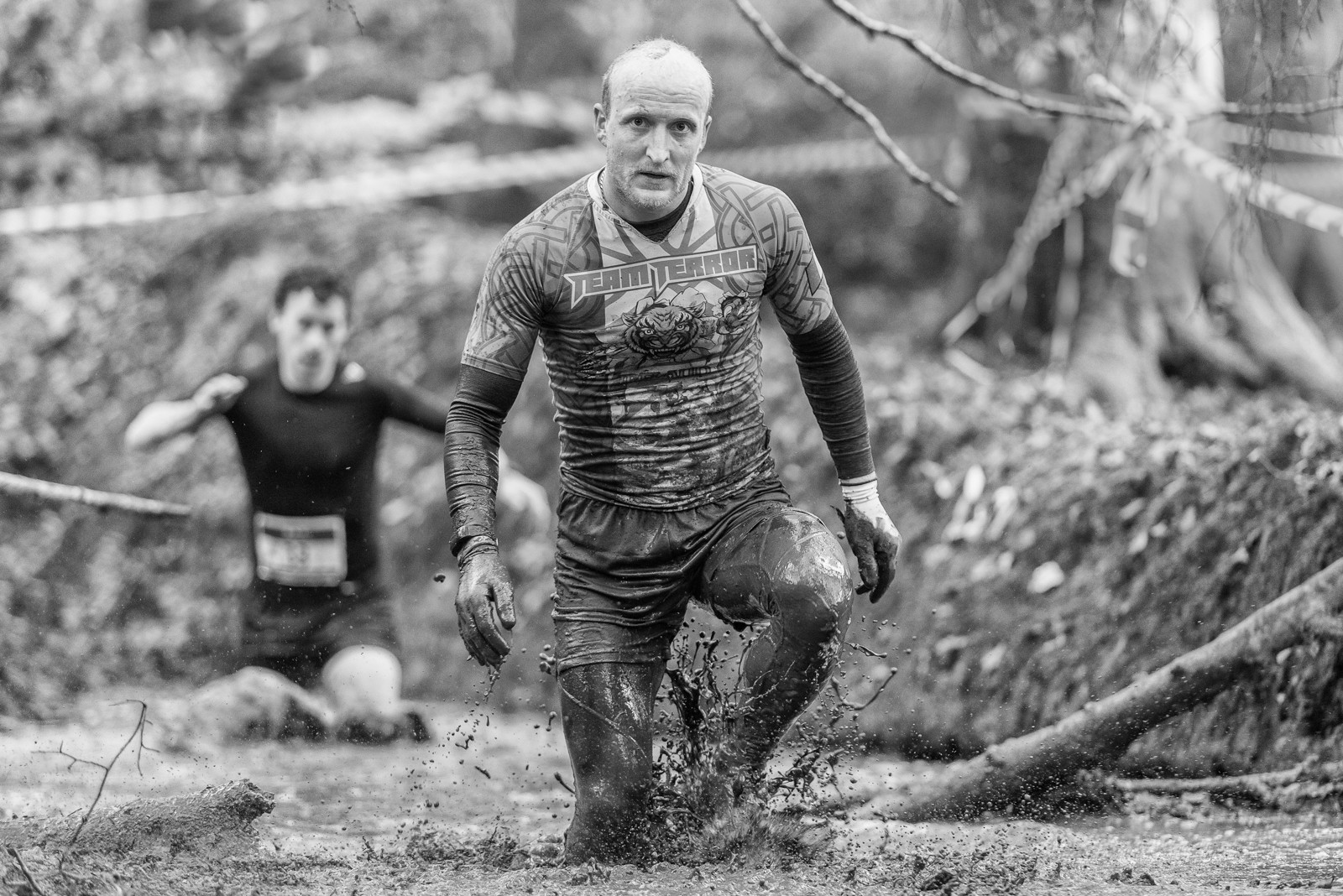 MONO - The Mud Pit by Philip Blair (10 marks)