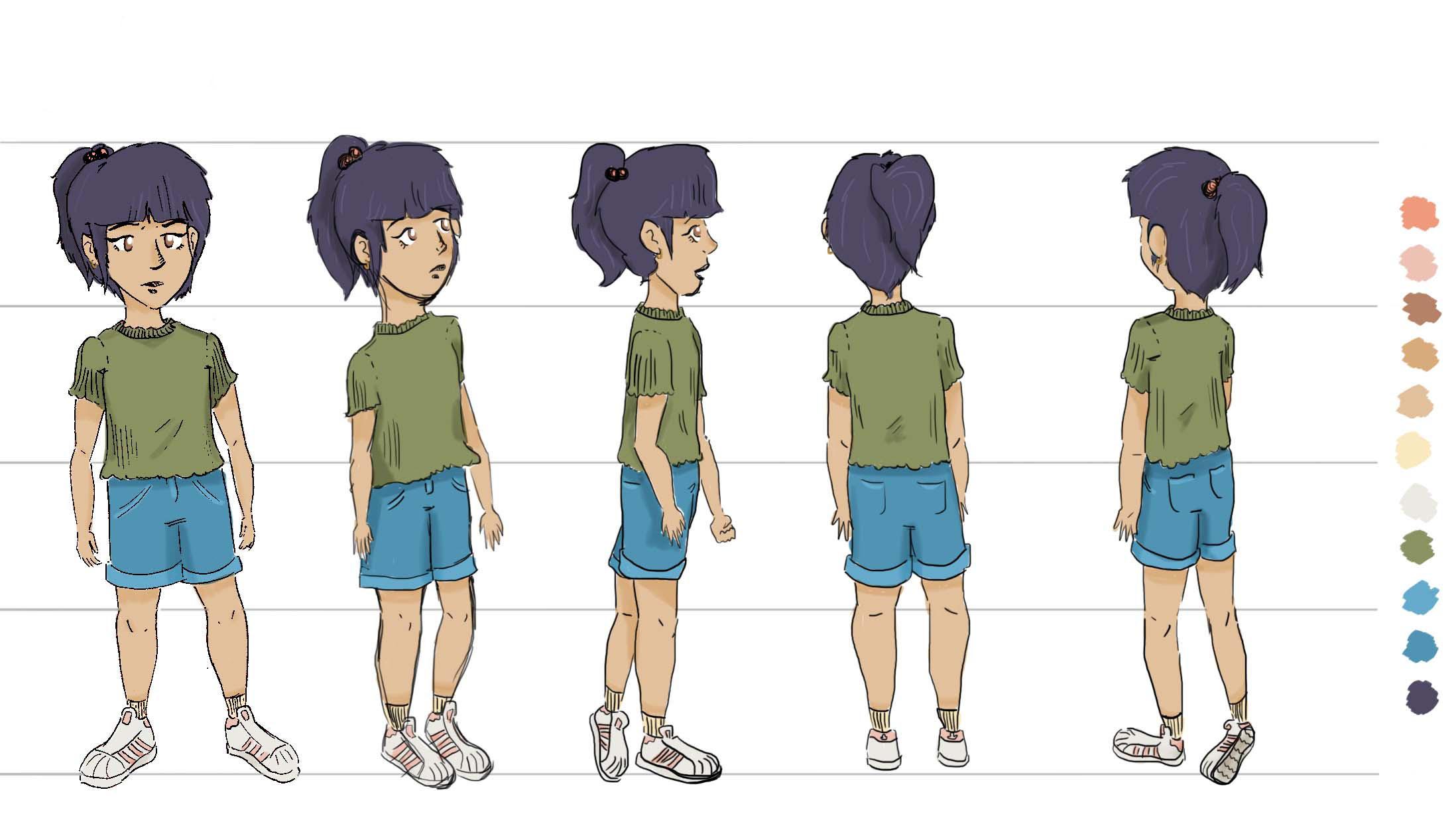Character Chart
