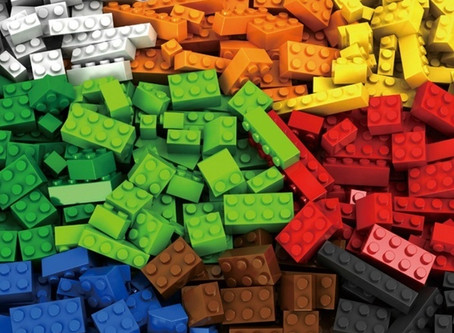 My life in Lego Bricks