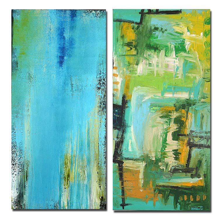 Emiliy Kaminsky - two reflaction