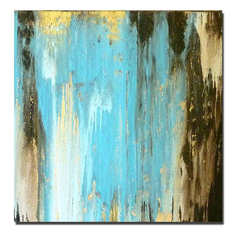 Emiliy Kaminsky - blue gold