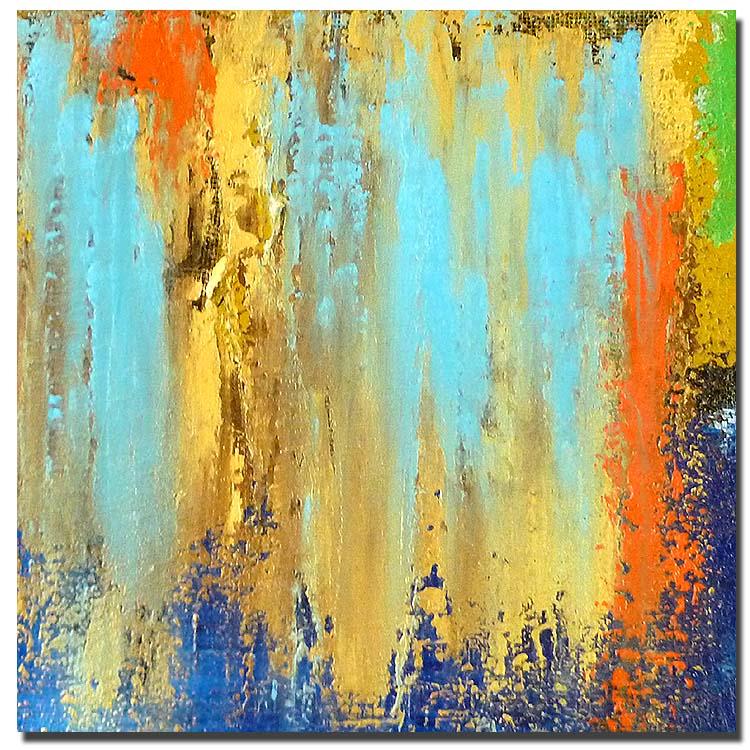 Emiliy Kaminsky - blue