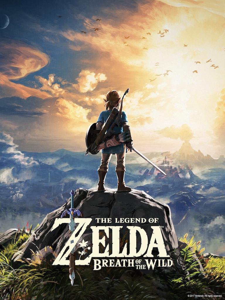 The Legend of Zelda Breathe of the Wild