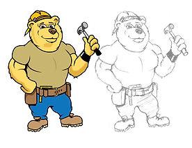 cartoon drawings