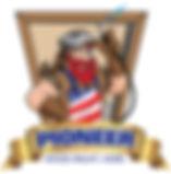 Custom cartoon logo