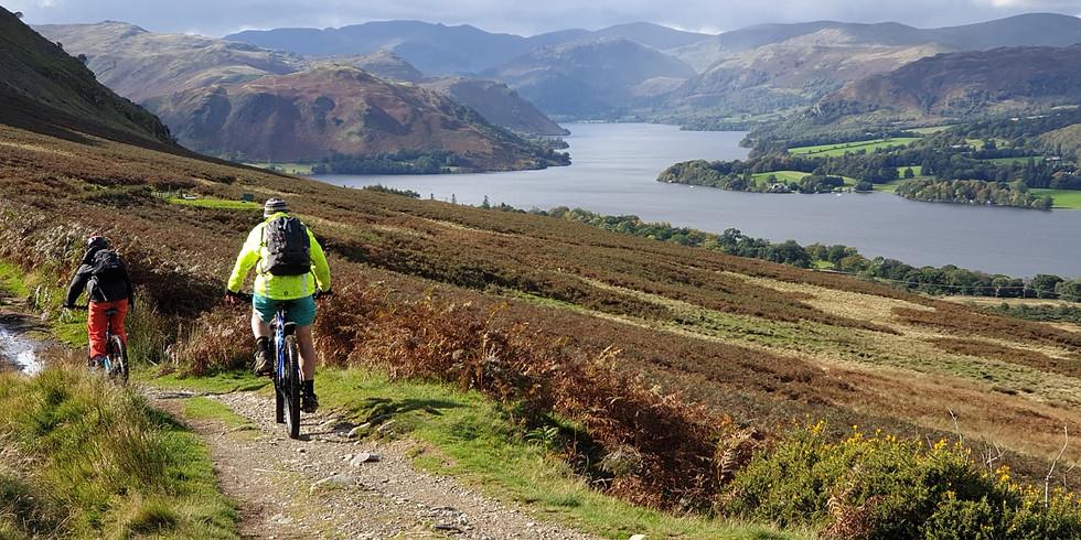 Lake District Canoe and MTB -Members weekend