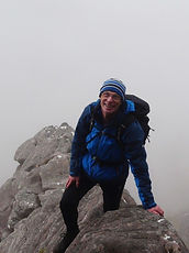 19.5.27 4d Andrew on An Teallach ridge c
