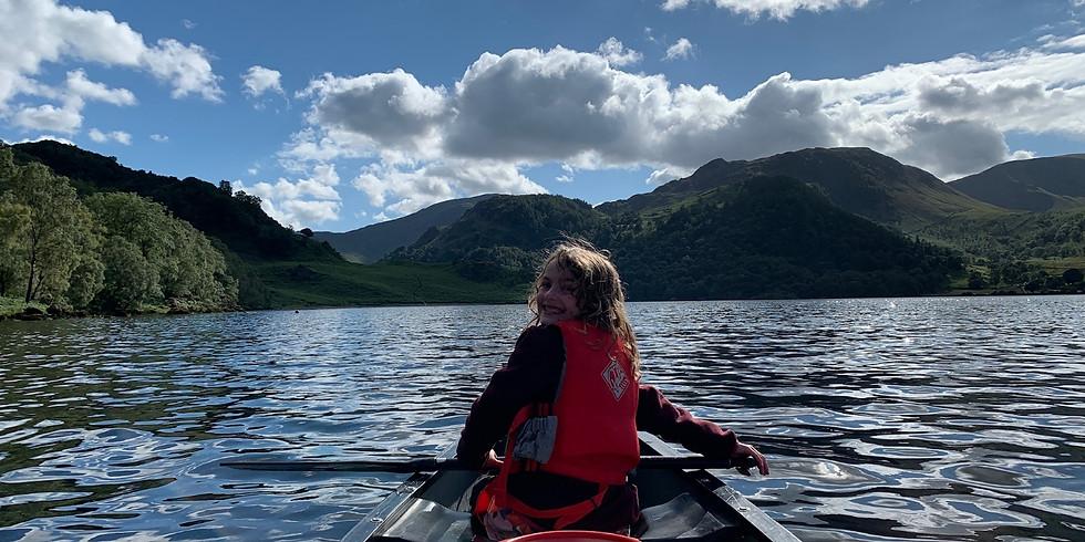 Canoe Expedition Training Weekend