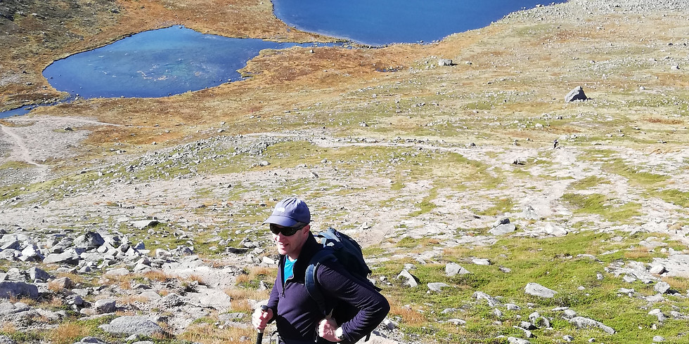 Cairngorm Big Four 2 day Mountain Traverse