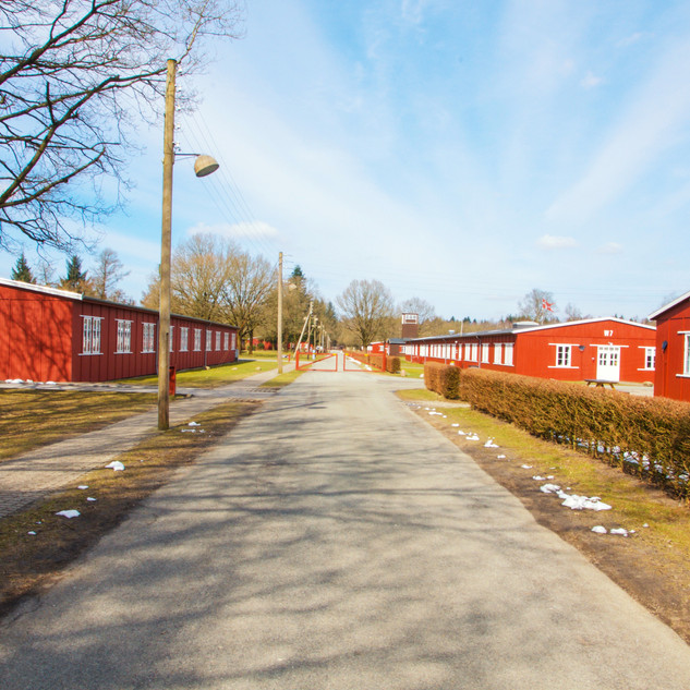 Frøslev Internment Camp