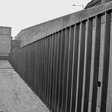 Modern brutalism - Margate, UK