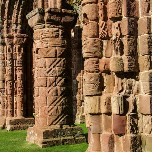 Lindisfarne Priory, Nothumberland