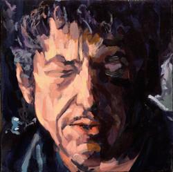 2007,_Bob_Dylan_I,_Öl_auf_Lw.,_30_x_30_cm,_Privatbes.