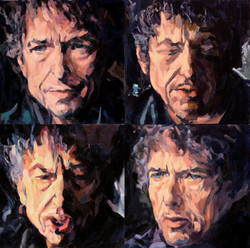 2007,_Bob_Dylan_III,_Öl_auf_Lw.,_30_x_30_cm,_Privatbes
