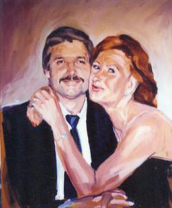1985,_Herr_und_Frau_Hertel,_Öl_auf_Lw.,_100_x_80_cm,_Privatbes