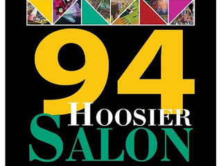 94th Annual Hoosier Salon Exhibition!