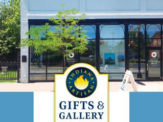 New Indiana Artisan Carmel Store!