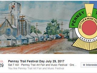 July 29 - Pennsy Art & Music Festival