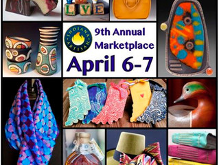 9th ANNUAL INDIANA ARTISAN MARKETPLACE - APR. 5 & 6