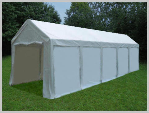 3x10 meters PVC Pro Modular (without windows)
