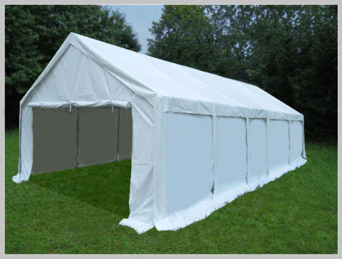 5x10 meters PVC Pro Modular (without windows)