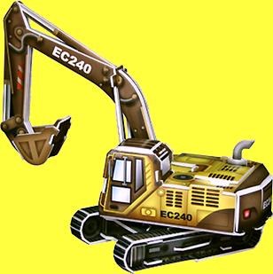 Construction: Excavator