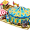Thumbnail: Exciting Circus and Pierrot