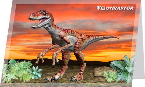 Veliceraptor (GC)