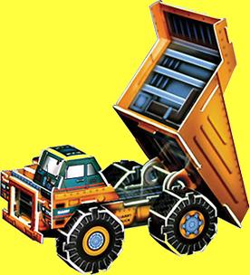 Construction: Dump Truck